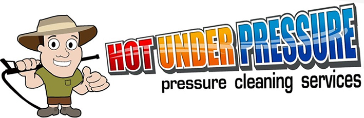 Hot Under Pressure Website Logo